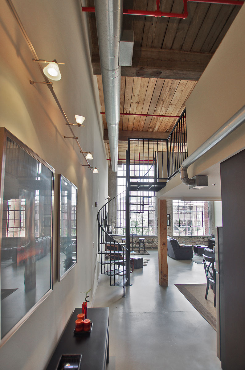 Another Loft For Sale At The Stack Lofts